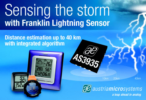 Lightning Sensor [Mac Home Automation]